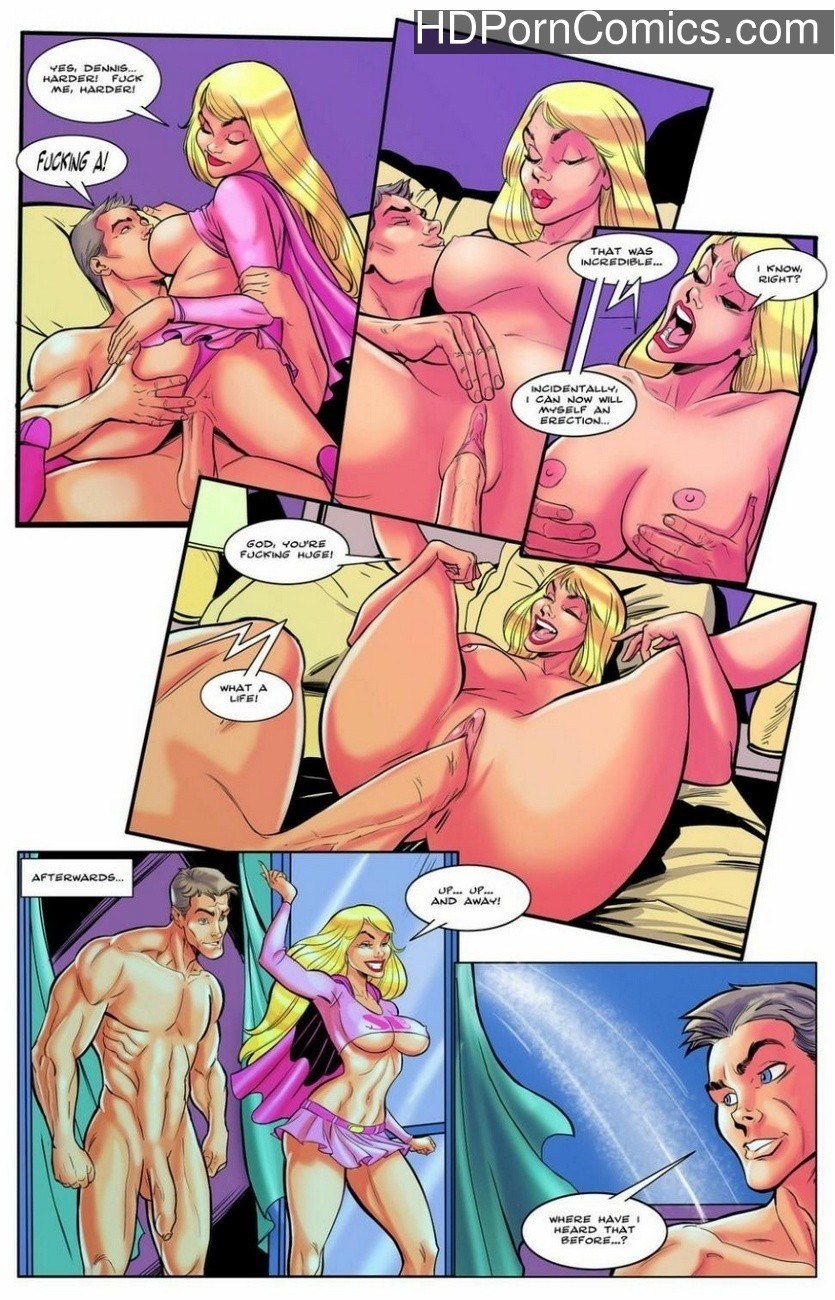 The Origin Of Super Bimbo 11 free sex comic