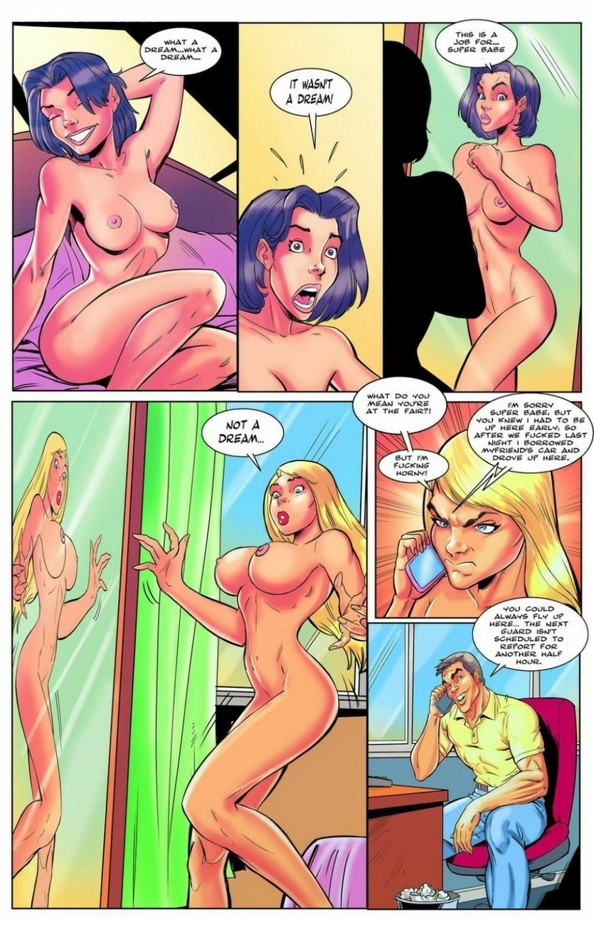 The Origin Of Super Bimbo 12 free sex comic