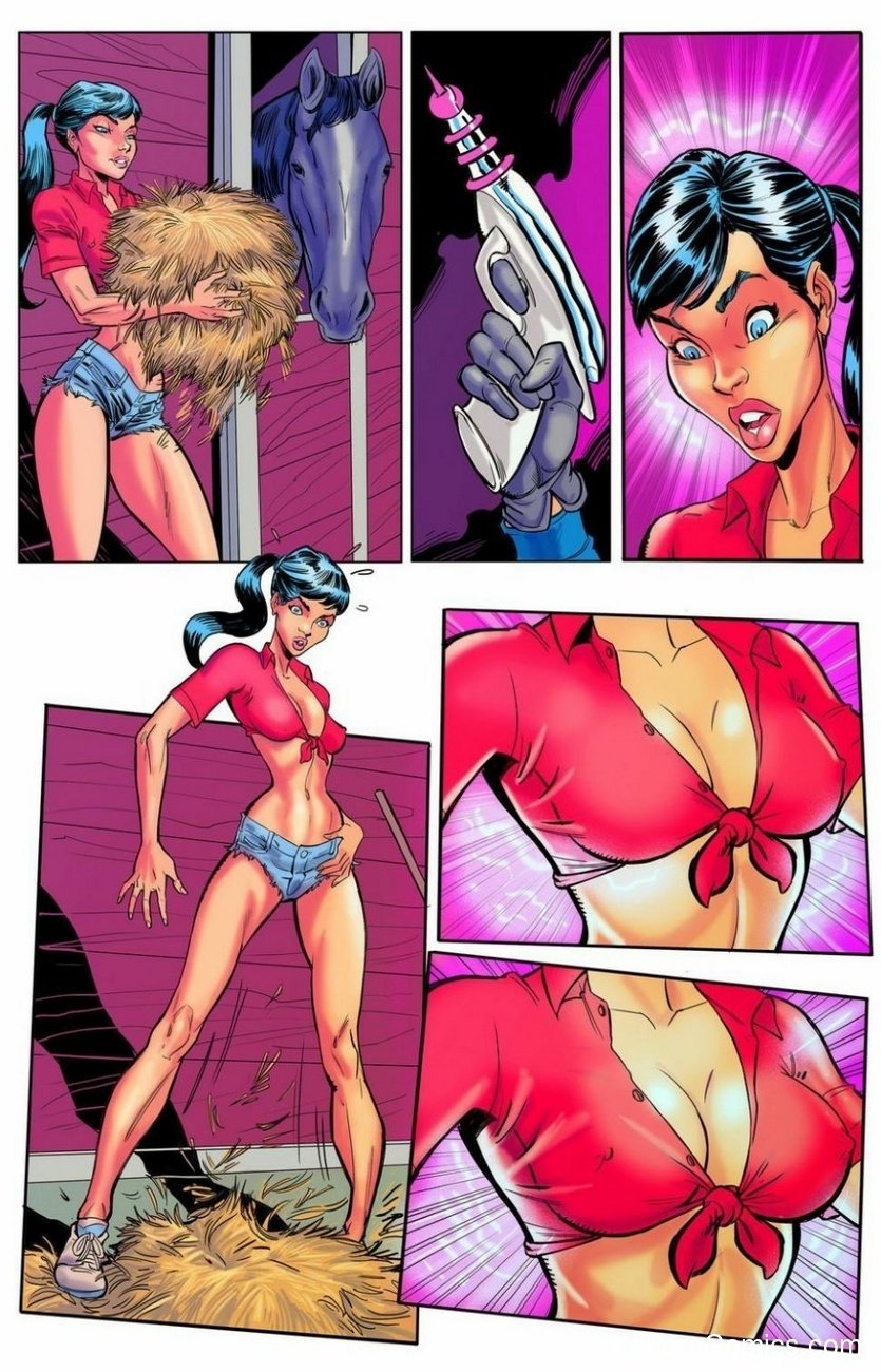 The Origin Of Super Bimbo 15 free sex comic