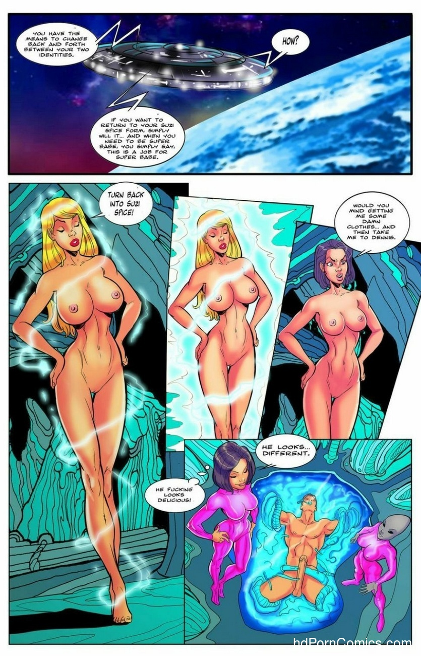 The Origin Of Super Bimbo 7 free sex comic