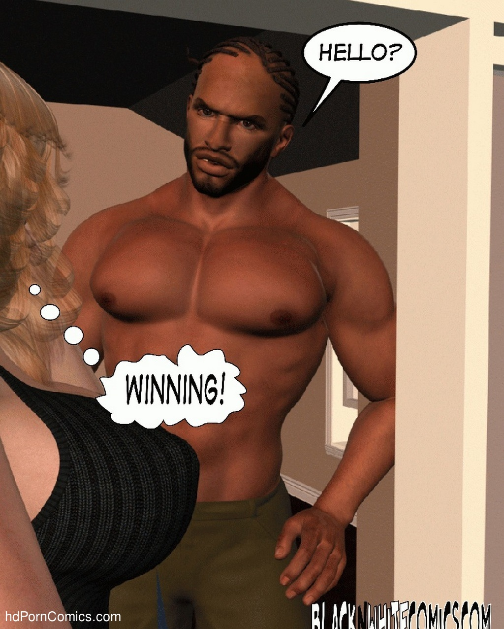 The Parole Officer 37 free sex comic