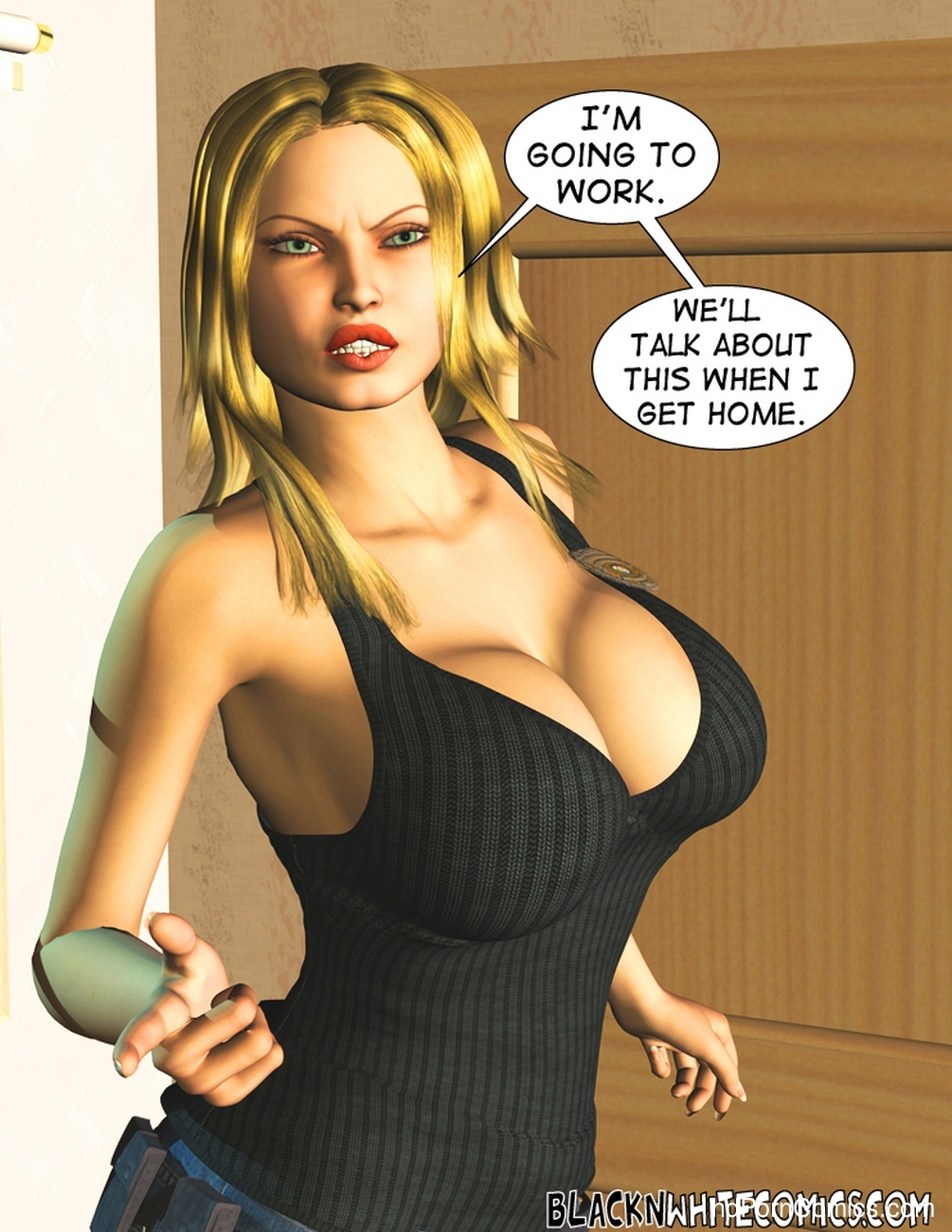 The Parole Officer 7 free sex comic