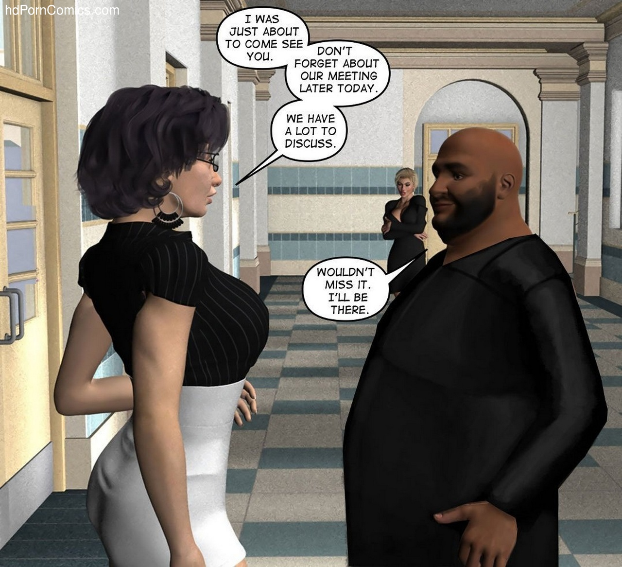 The People's Court 18 free sex comic