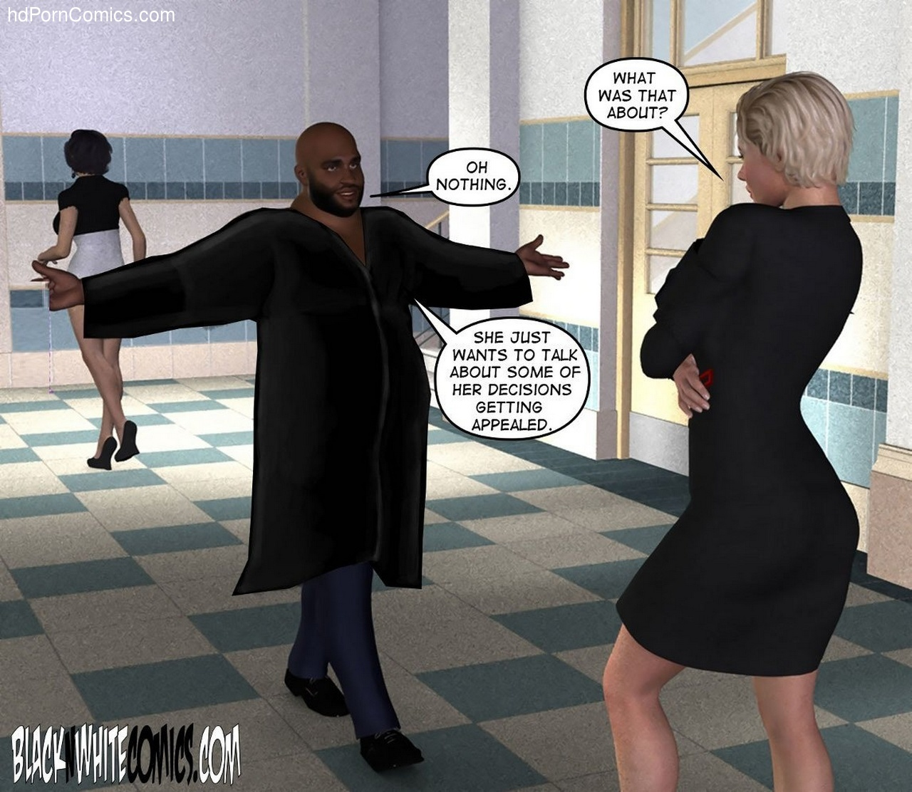 The People's Court 19 free sex comic
