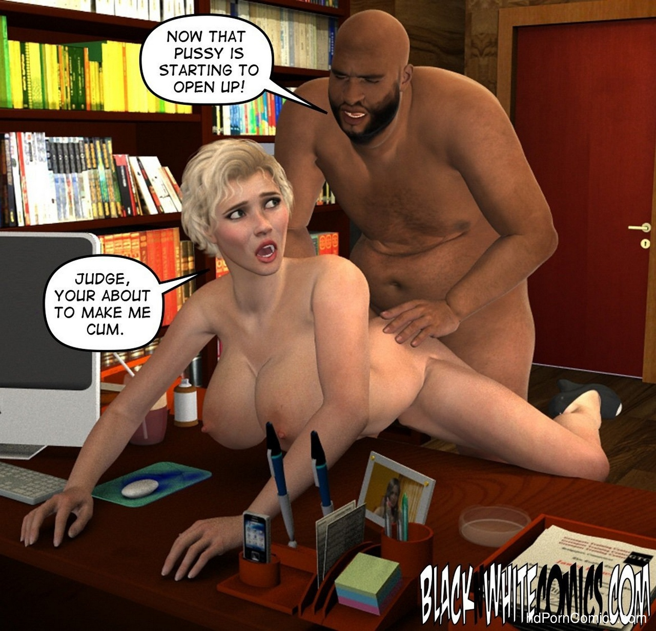The People's Court 32 free sex comic