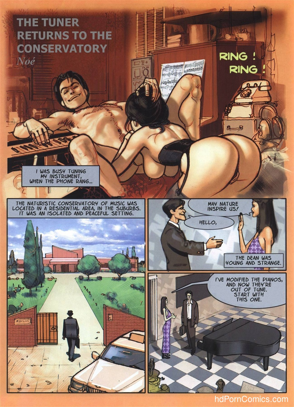 The Piano Tuner 3 2 free sex comic