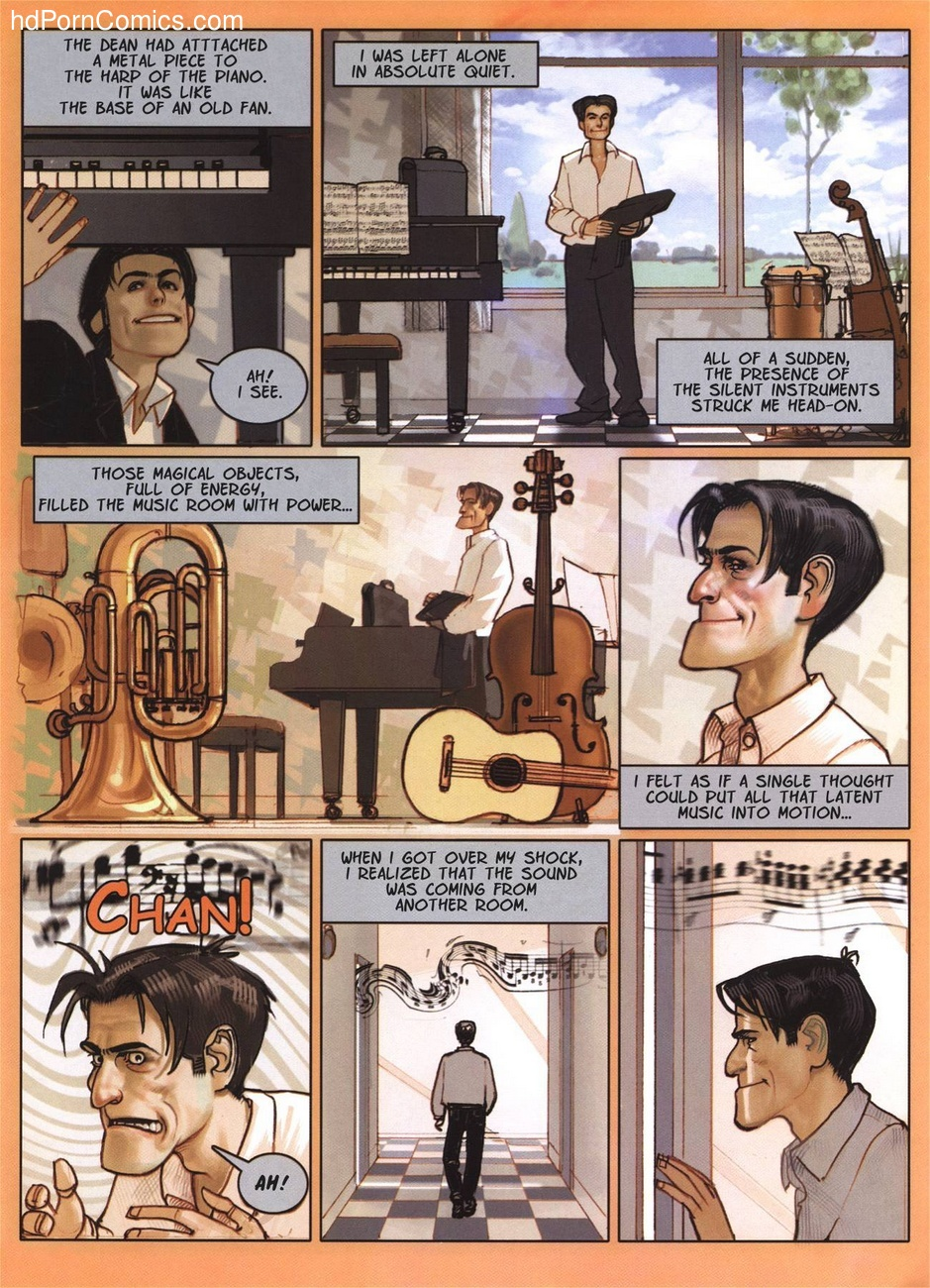 The Piano Tuner 3 3 free sex comic