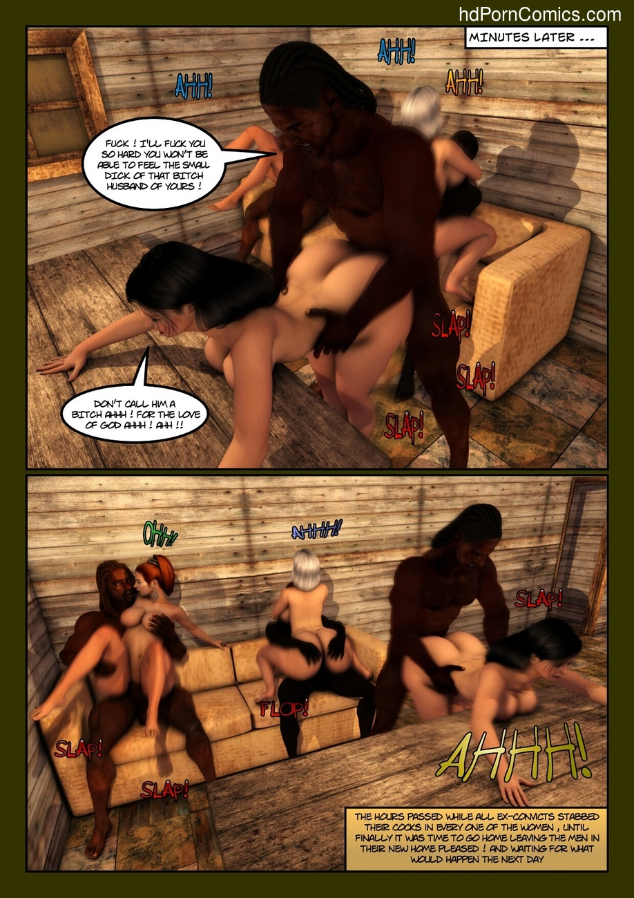 The Preacher's Wife 2 17 free sex comic