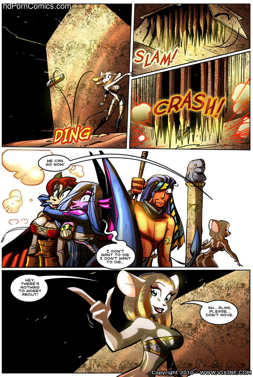 The Quest For Fun 10 - The Price For A Reward Part 3 14 free sex comic