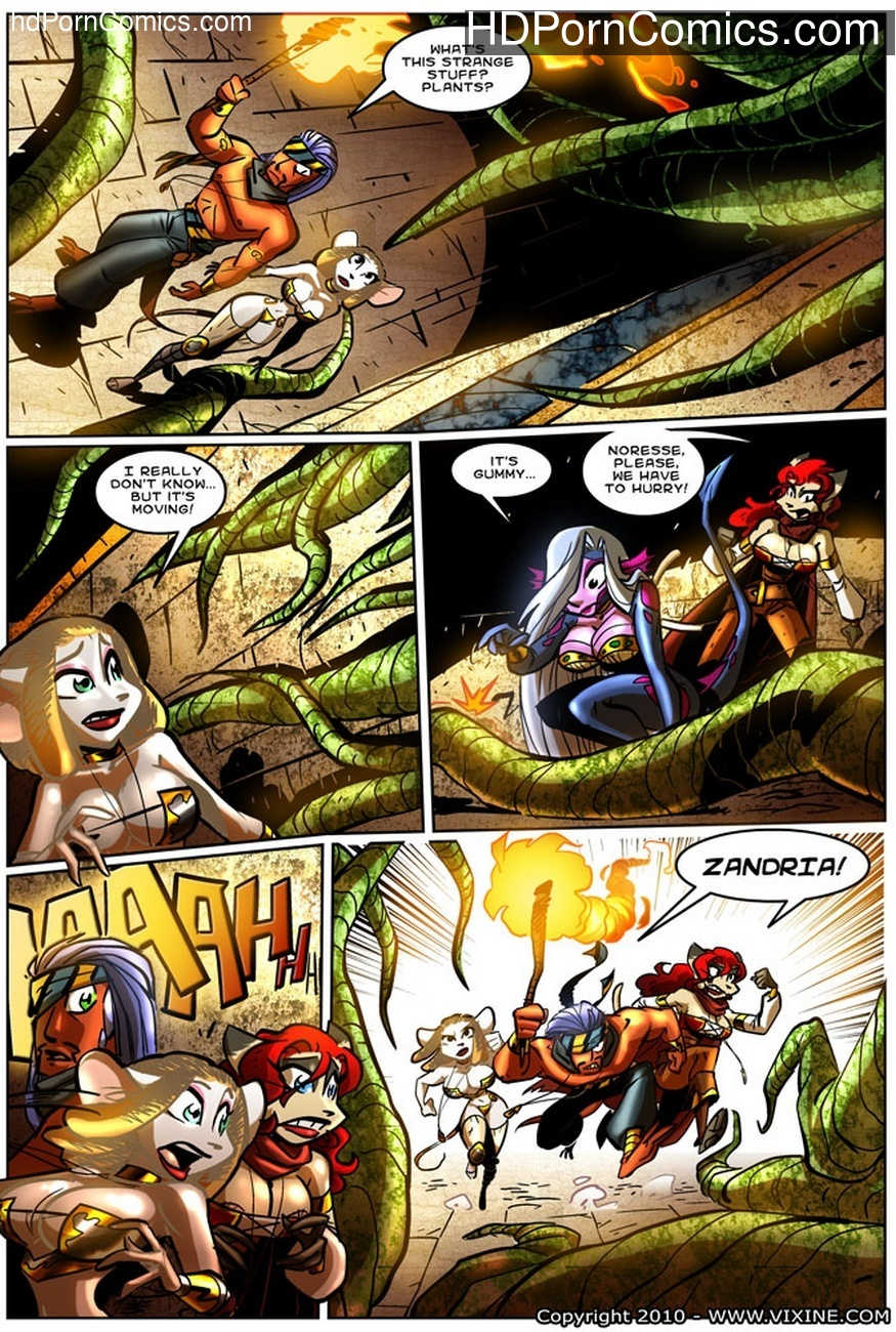 The Quest For Fun 10 - The Price For A Reward Part 3 21 free sex comic