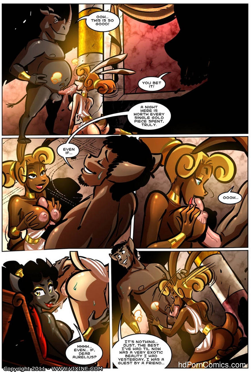 The Quest For Fun 13 - Fight For The Arena, Fight For Your Freedom Part 3 15 free sex comic
