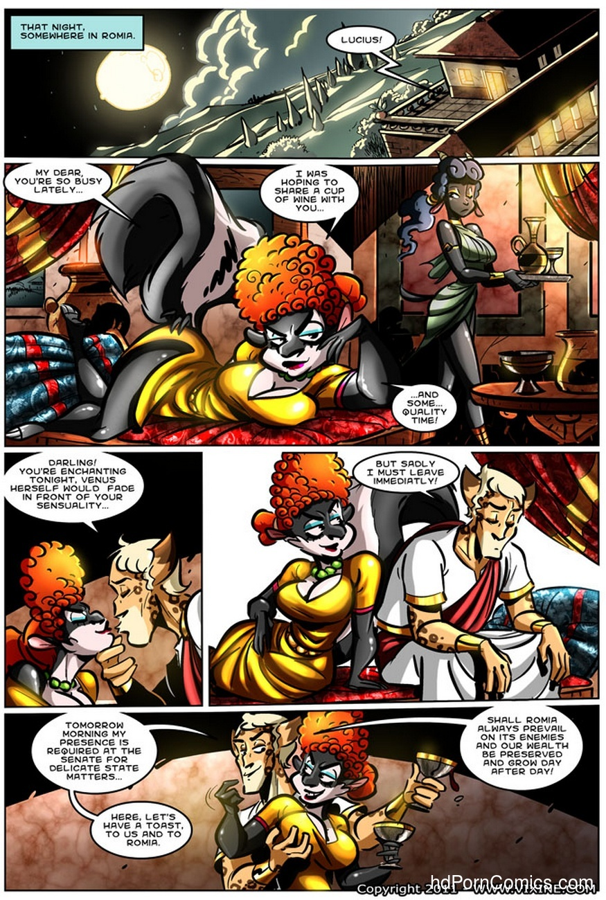 The Quest For Fun 13 - Fight For The Arena, Fight For Your Freedom Part 3 20 free sex comic