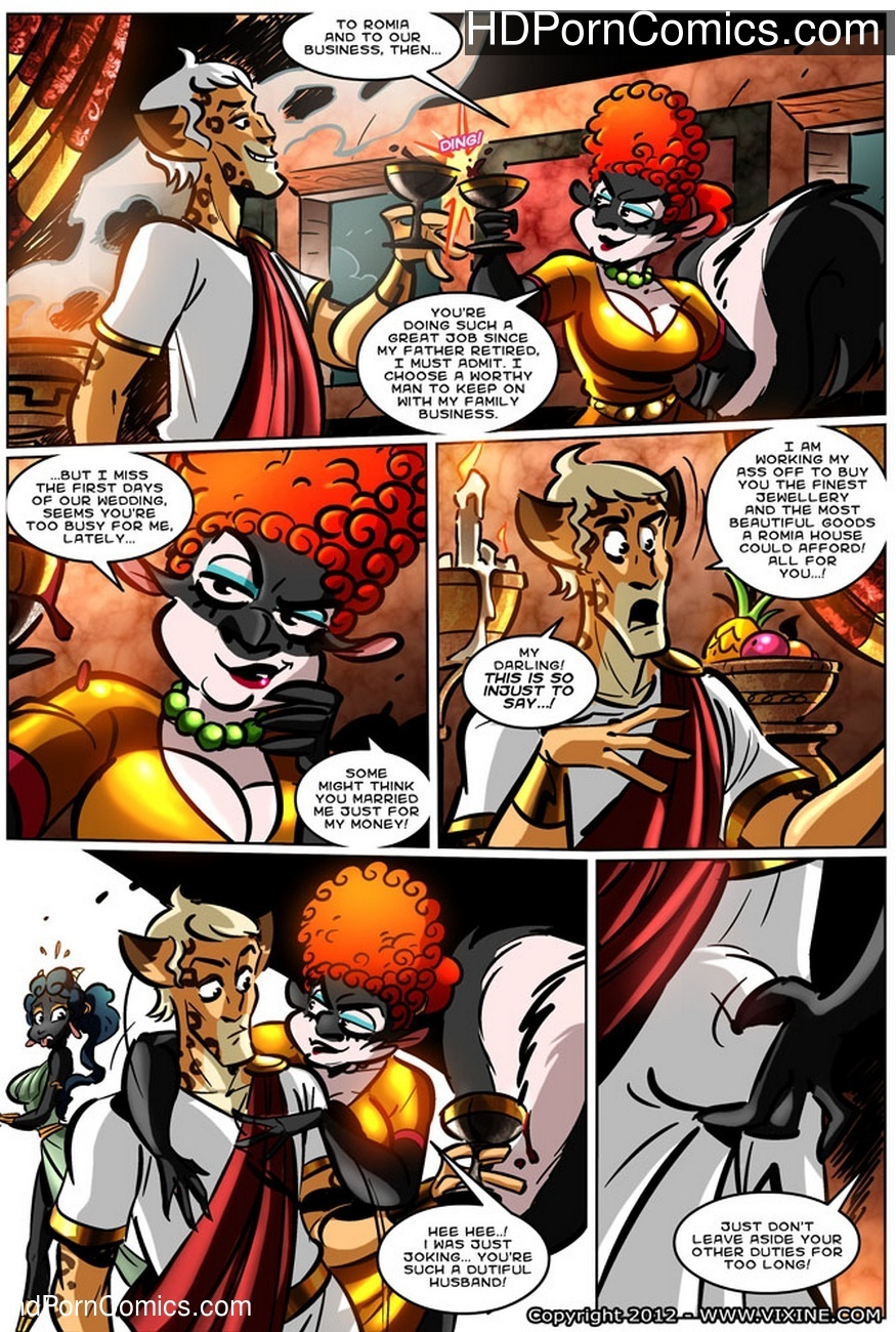 The Quest For Fun 13 - Fight For The Arena, Fight For Your Freedom Part 3 21 free sex comic