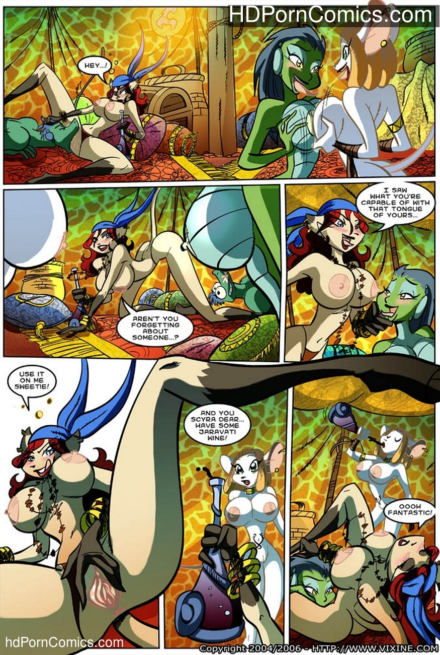 The Quest For Fun 4 11 free sex comic
