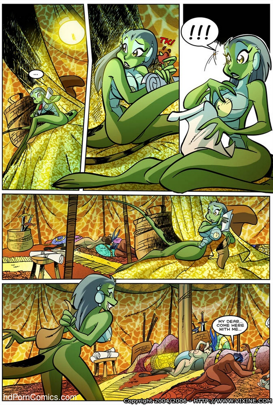 The Quest For Fun 4 14 free sex comic