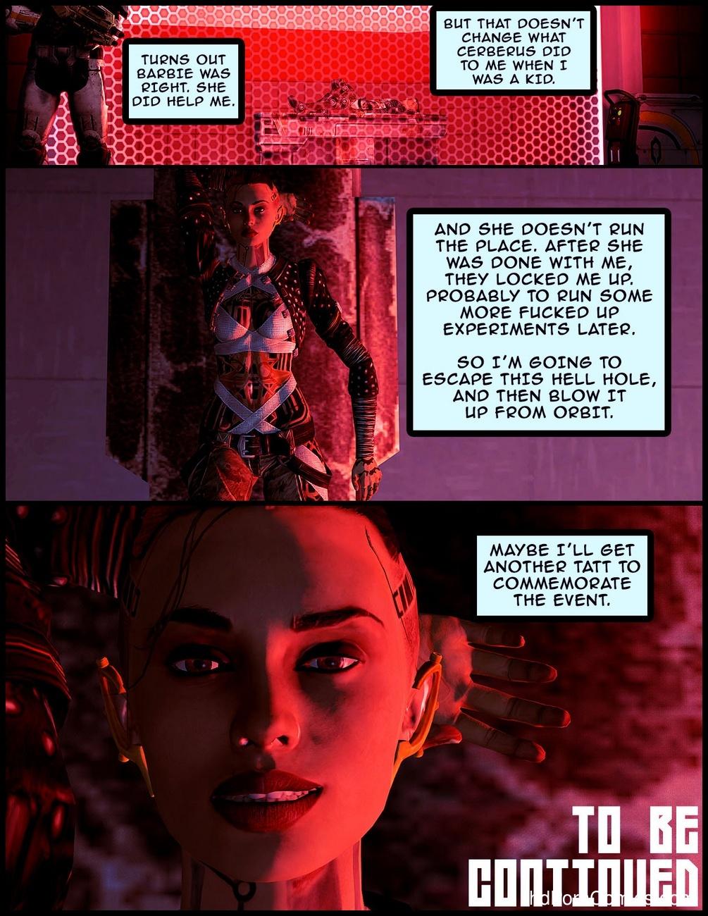 The Renegade Life 1 Sex Comic