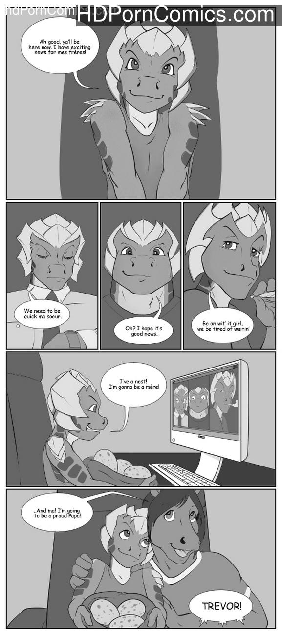 The Revenge comic porn