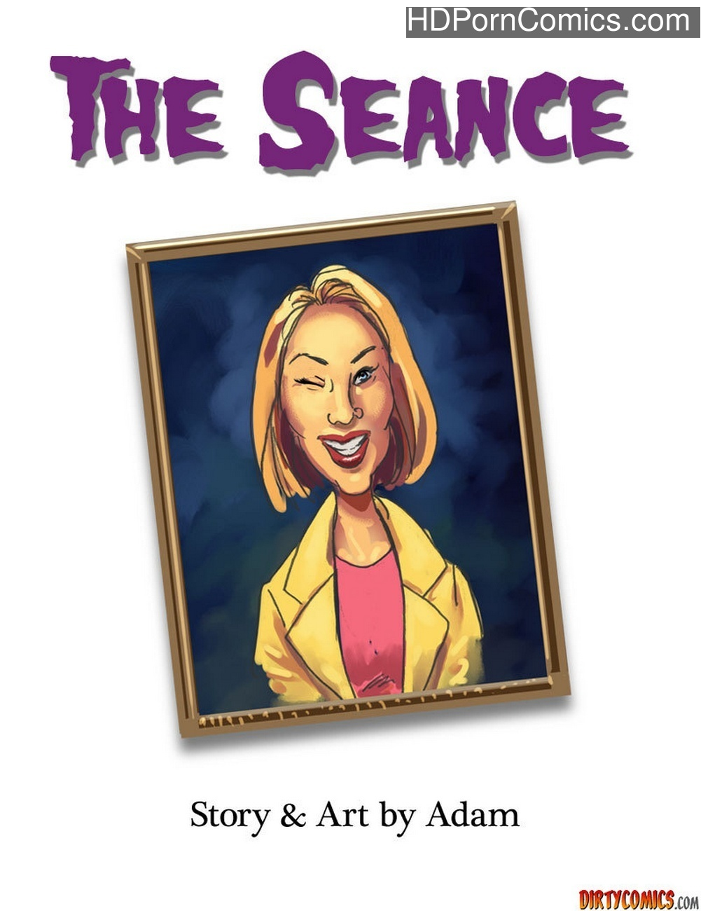 The Seance Sex Comic