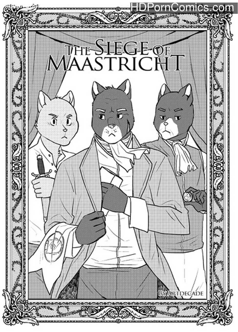 The Siege Of Maastricht 1 Sex Comic