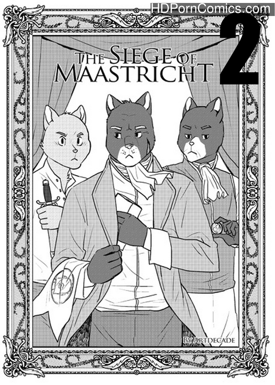 The Siege Of Maastricht 2 Sex Comic