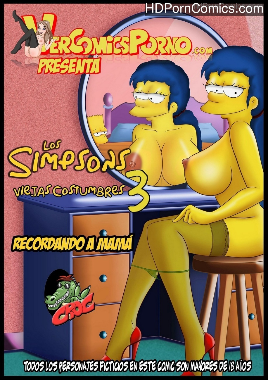The Simpsons 3 – Remembering Mom Sex Comic