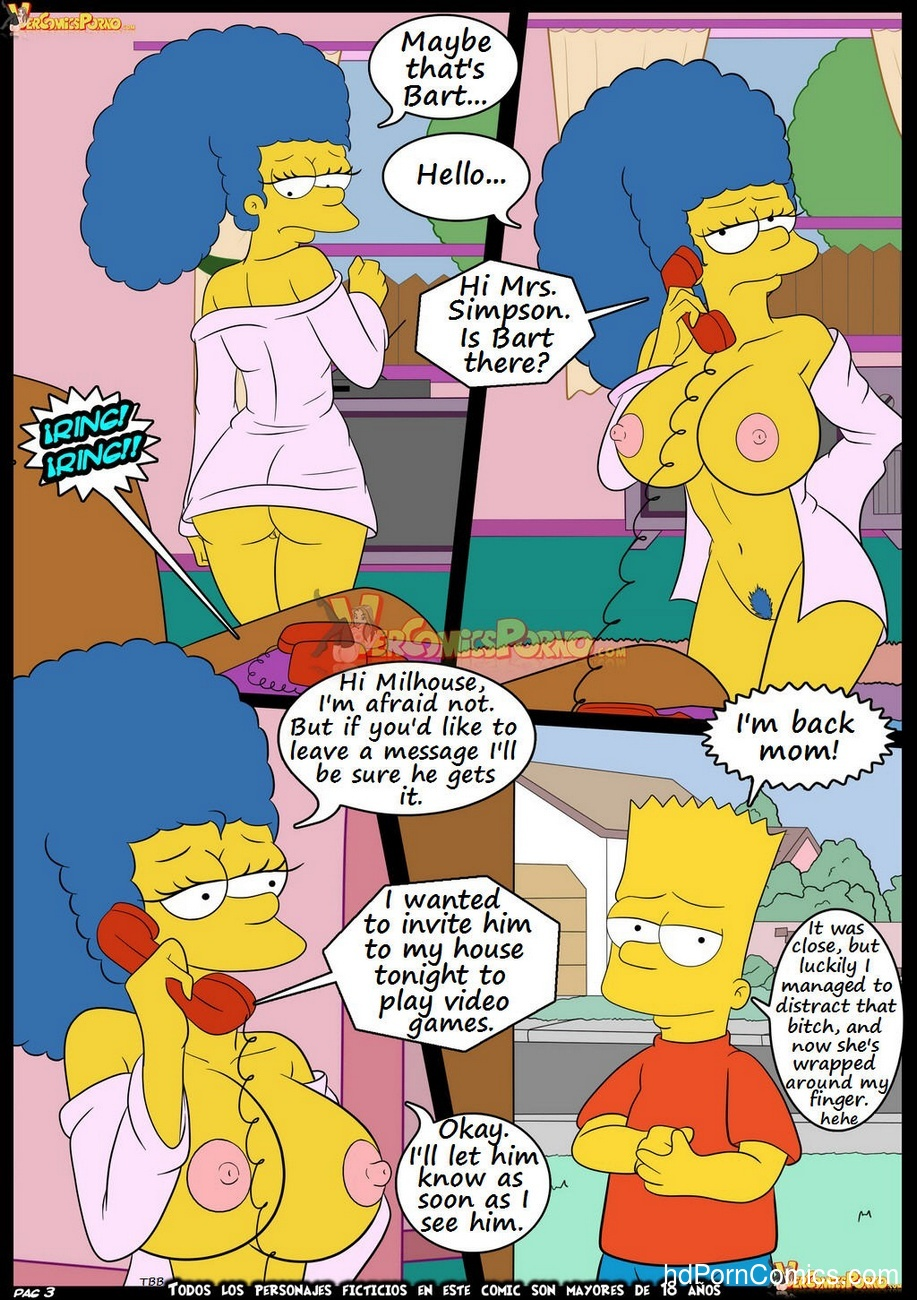 The simpsons porn Horny Magdalene
