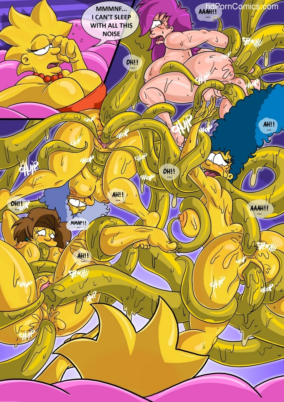 The Simpsons - Into the Multiverse 1 17 free sex comic