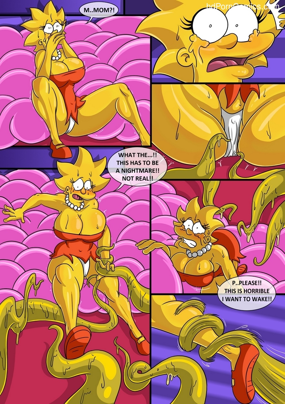 The Simpsons - Into the Multiverse 1 18 free sex comic