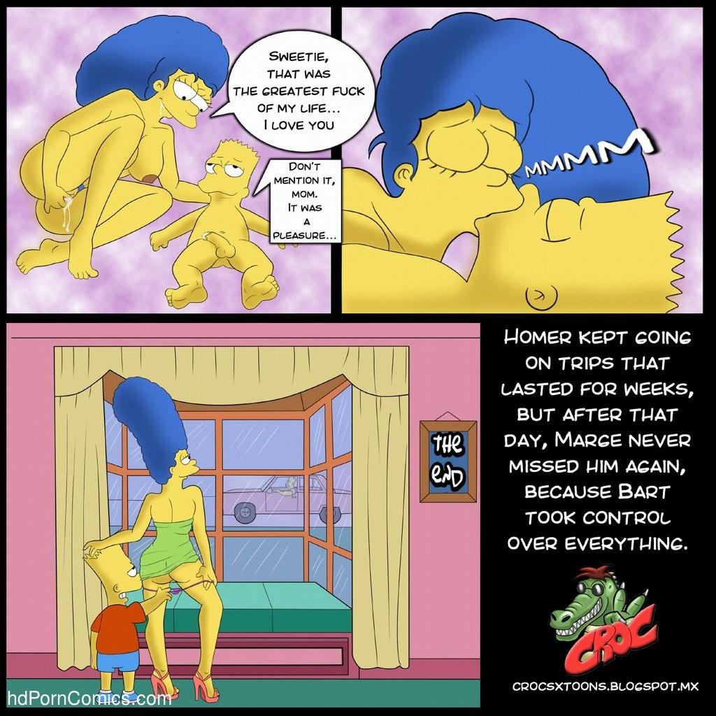 The Sins Son Sex Comic
