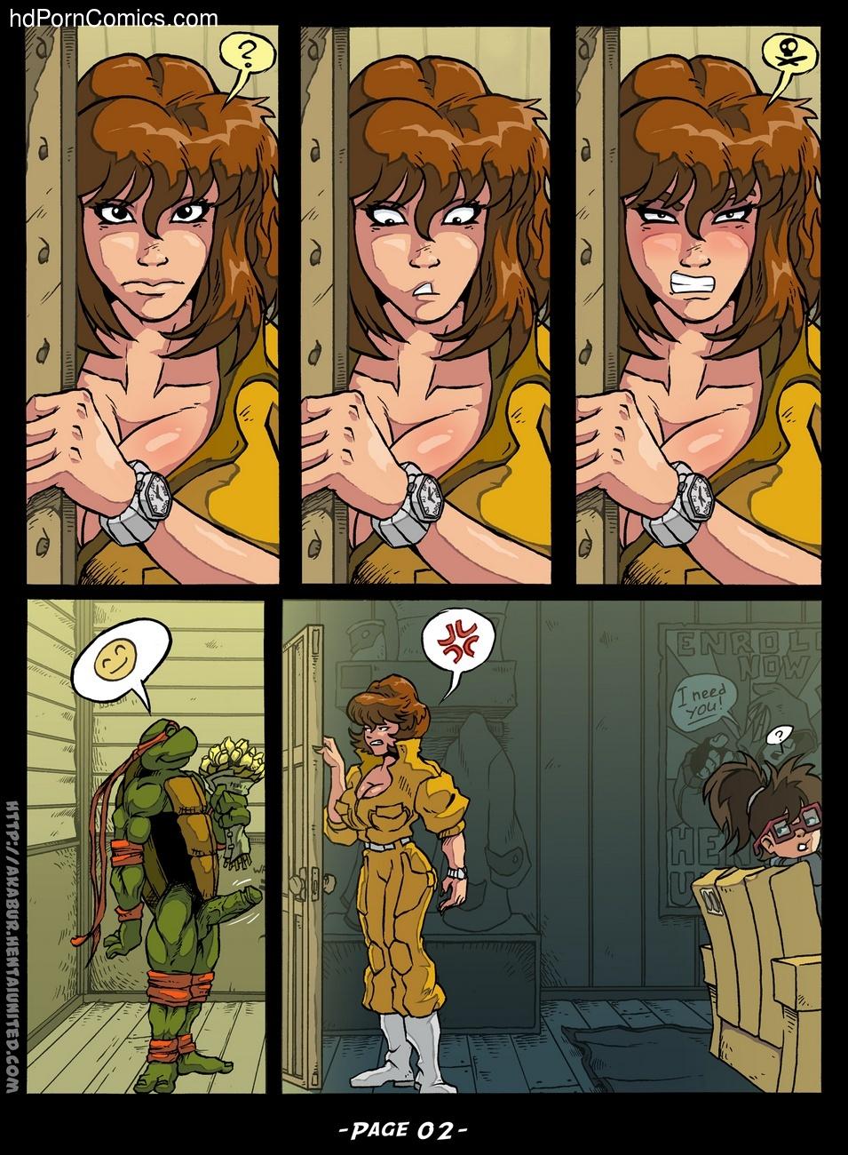 teenage mutant ninja turtles sex uncensored