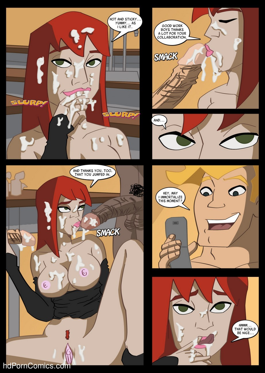 The Spectacular Spider-Man Presents Mary Jane Watson 1 17 free sex comic