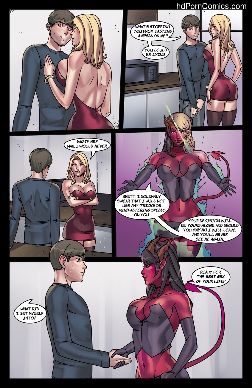 The Succubus' Sub 1 14 free sex comic