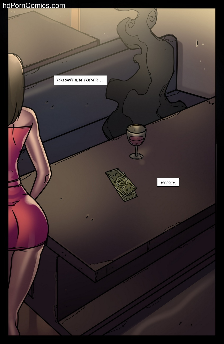 The Succubus' Sub 1 comic porn