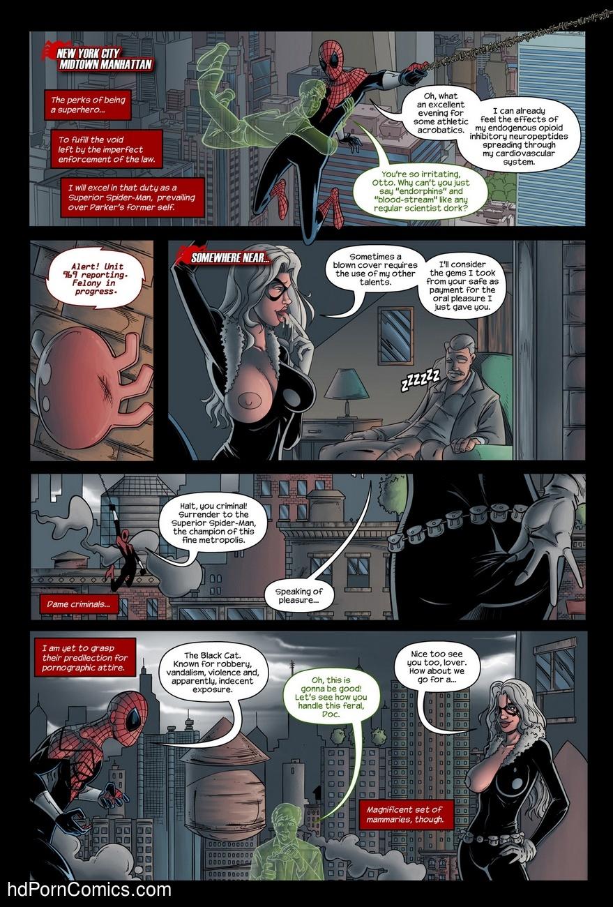 The Superior Spider-Man 2 free sex comic