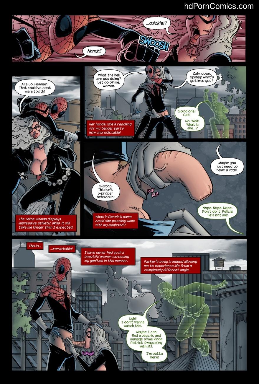 The Superior Spider-Man 3 free sex comic