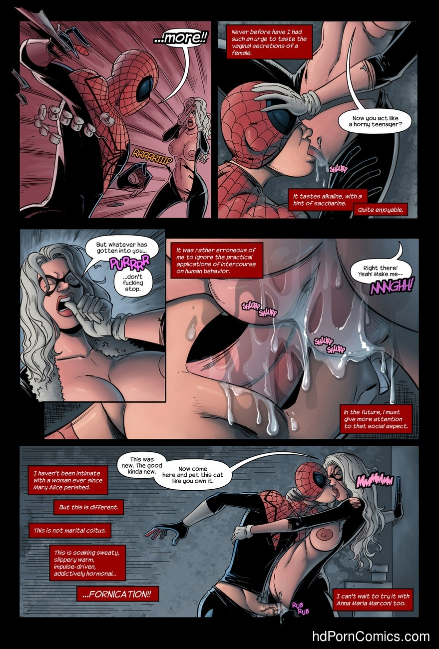 The Superior Spider-Man 5 free sex comic