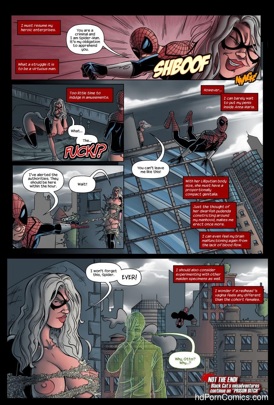 The Superior Spider-Man 9 free sex comic