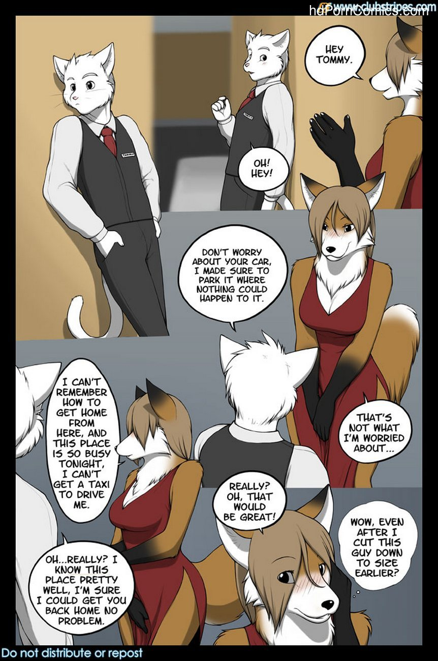 The Valet And The Vixen 1 5 free sex comic