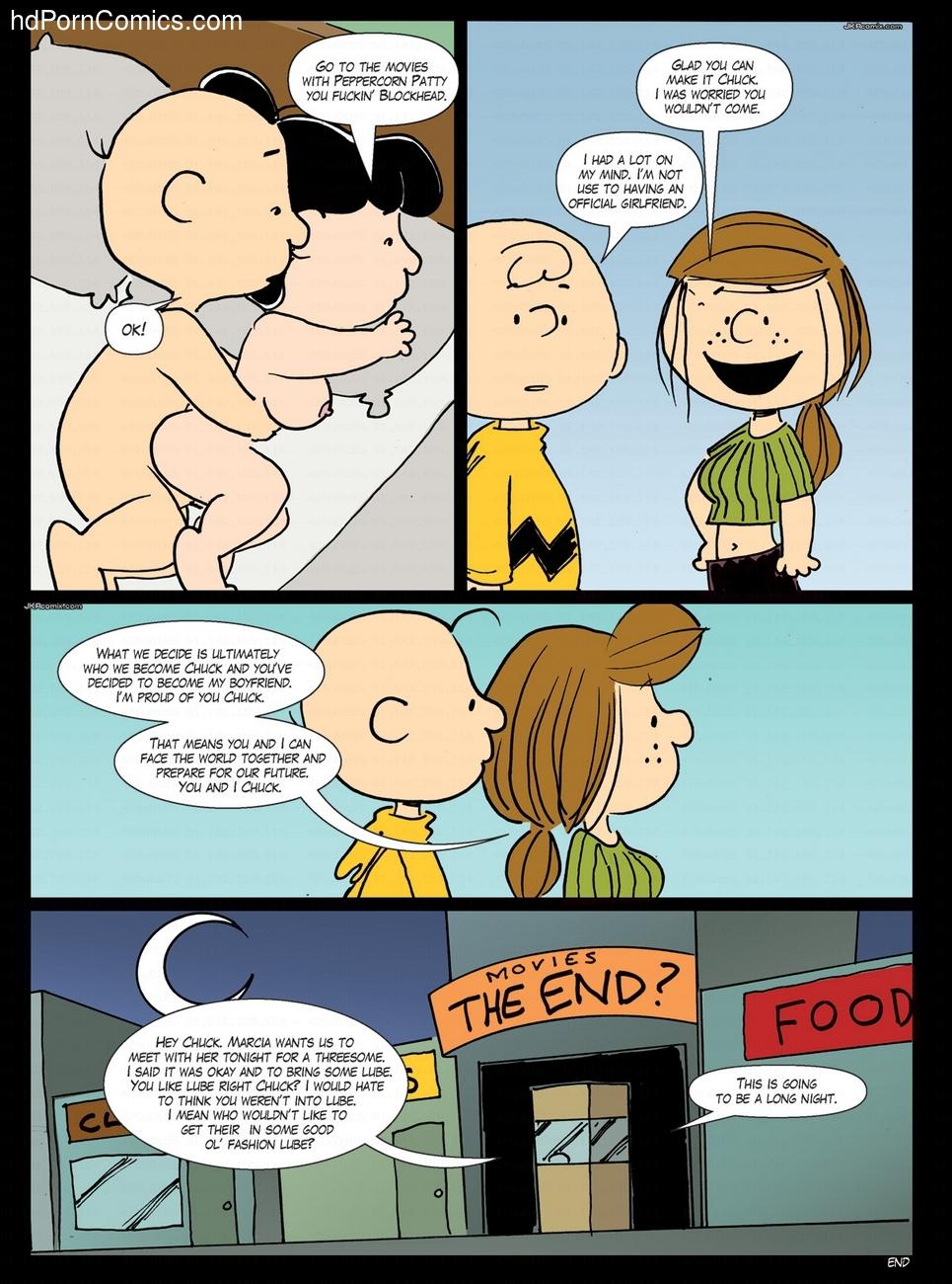 The Walnuts 3 6 free sex comic