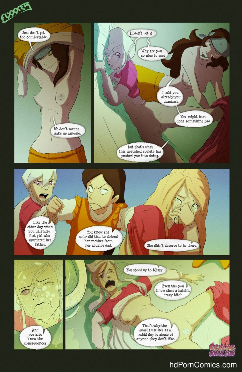 The Witch With No Name 26 free sex comic