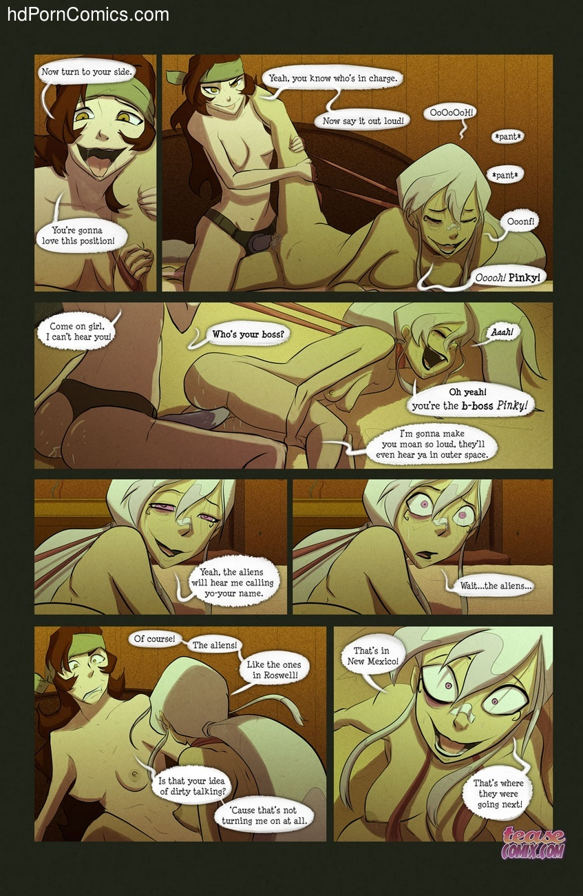 The Witch With No Name 57 free sex comic