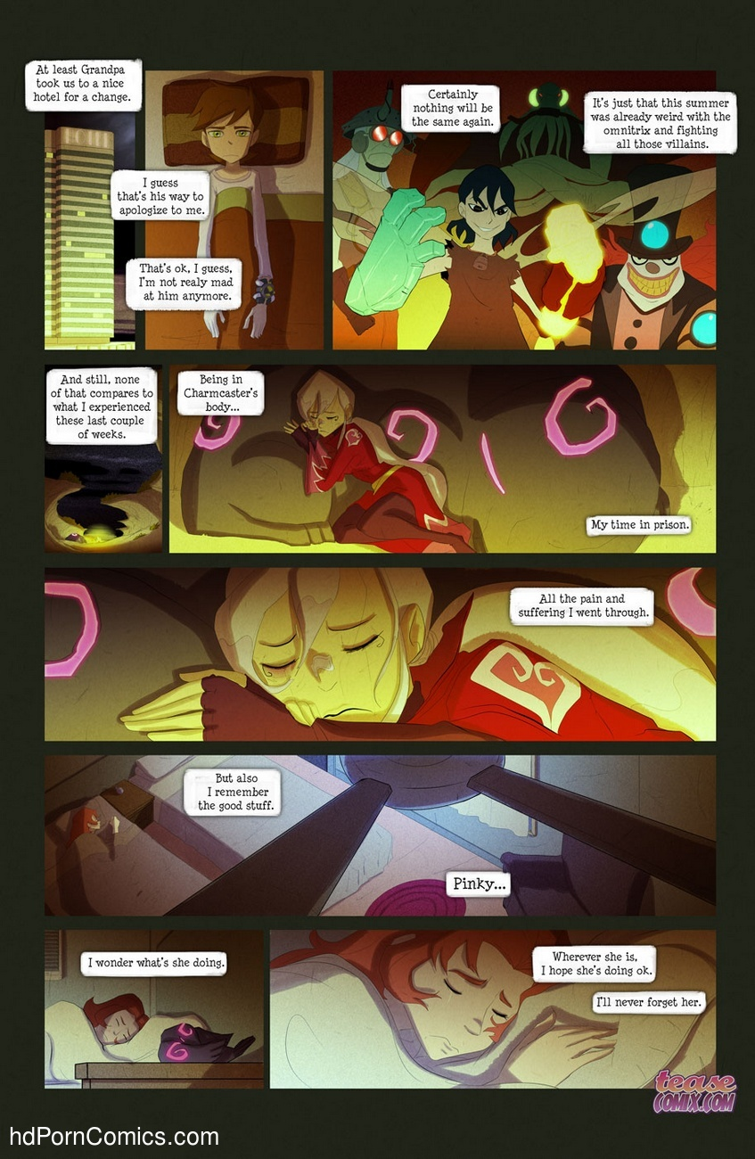 The Witch With No Name 70 free sex comic