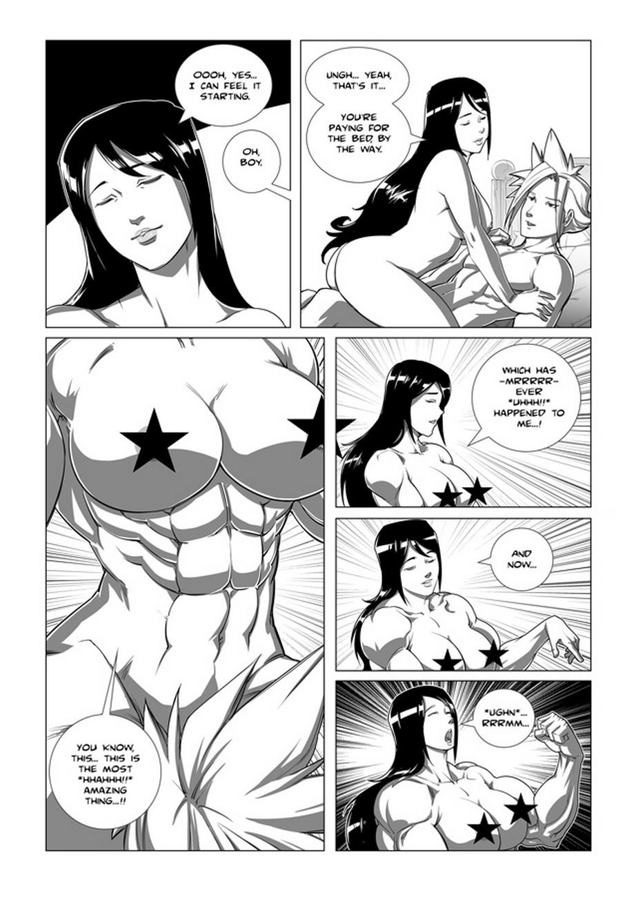 Tifa & Cloud 2 - Ride Of Your Life 10 free sex comic