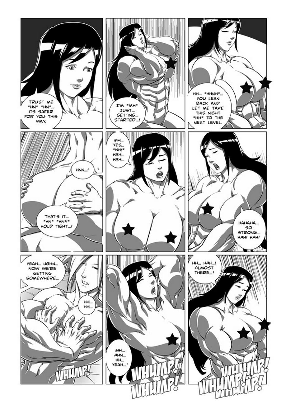 Tifa & Cloud 2 - Ride Of Your Life 13 free sex comic