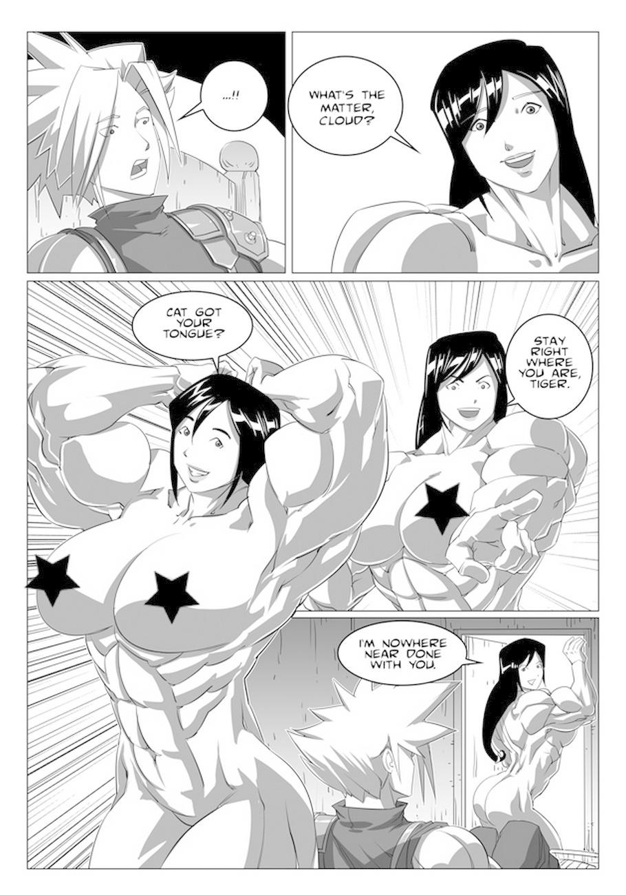 Tifa & Cloud 2 - Ride Of Your Life 4 free sex comic