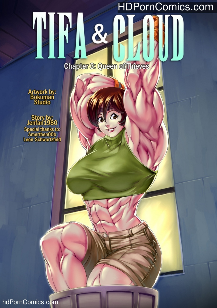 Tifa & Cloud 3 – Queen Of Thieves Sex Comic