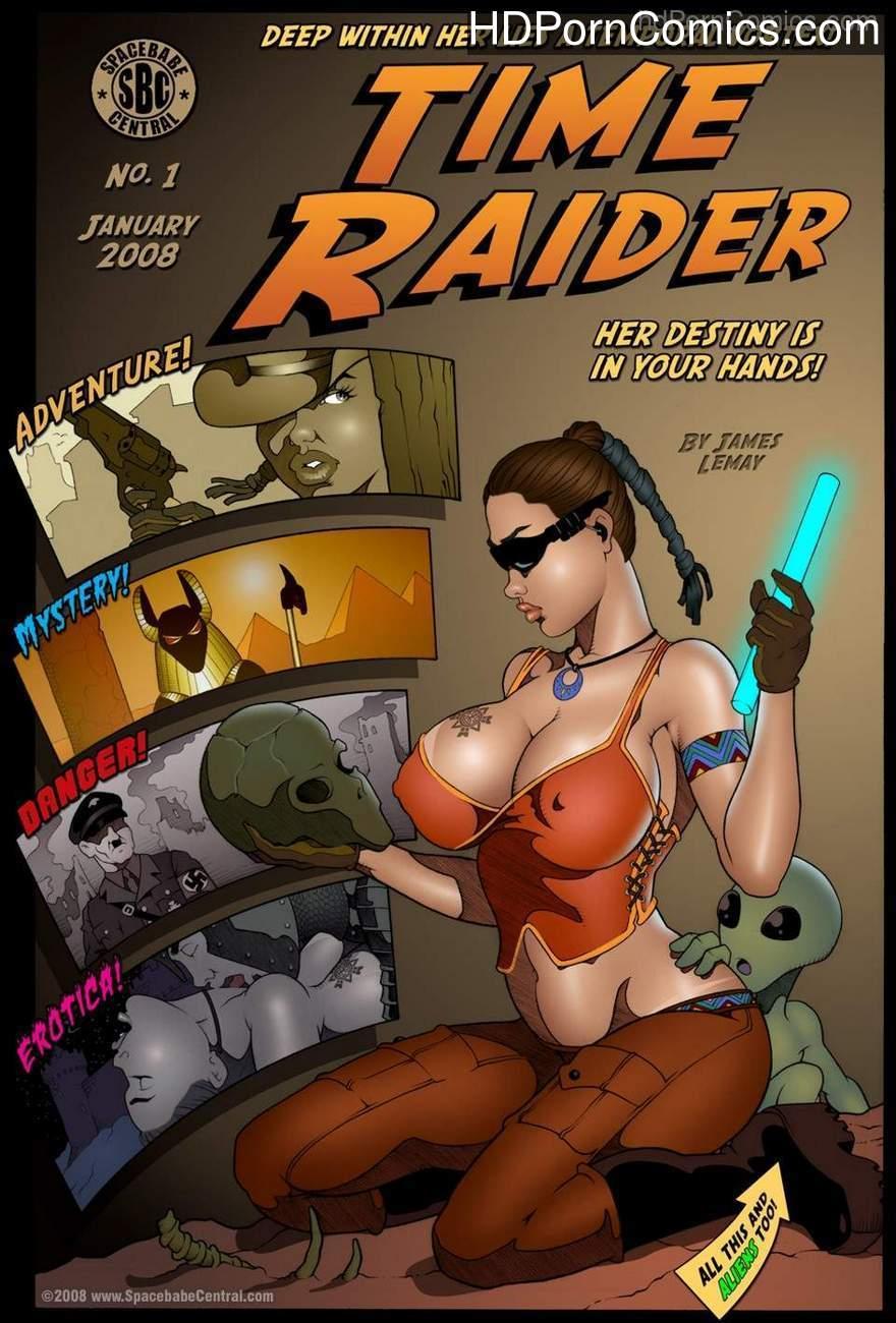 Time Raider Sex Comic