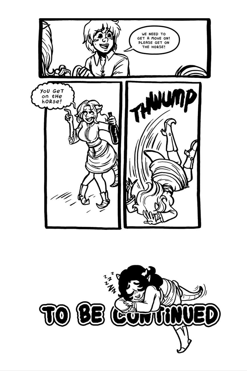 Titty-Time 6 Sex Comic