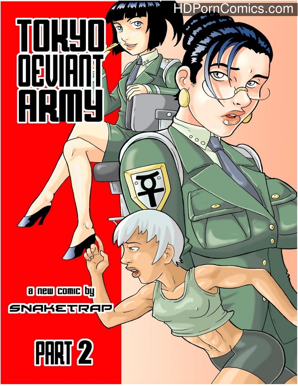 Tokyo Deviant Army 2 Sex Comic