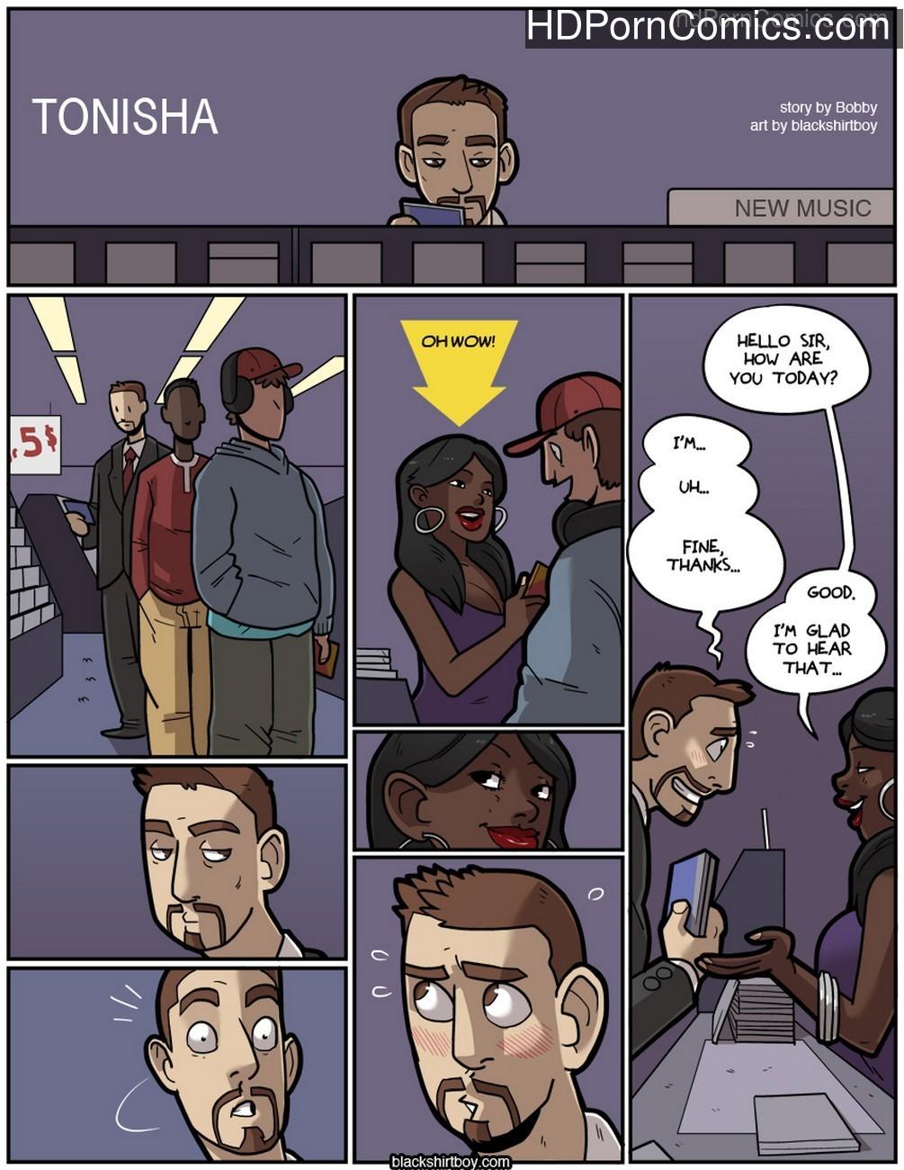 Tonisha Sex Comic